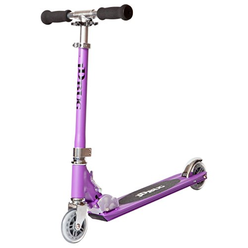 JD Bug Original Street Scooter - Purple Matt by JD Bug