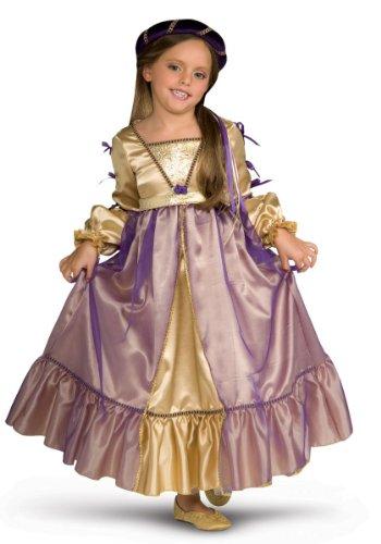 Rubies Costume 883121_ T24T Princess Julia Kostüm für Kleinkinder