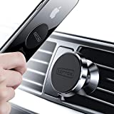 TORRAS Magnetic Car Mount, 360° Rotation Air Vent Cell Phone Holder Cradle Compatible for iPhone 11 Pro Max/Xs/Xs Max/XR/X / 8/7 Plus, Galaxy S20 / S10+ / S9+ and More… (Black)