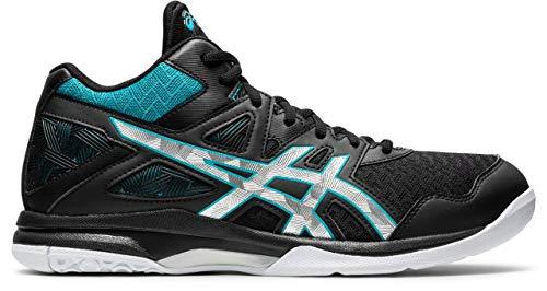 dacquasparta uomo scarpe ASICS Scarpe Volley Gel Task MT 2 Black 1071A036 43½