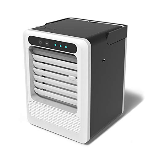 Portable Air Conditioner 3 Gear Mini Usb Air Cooler Fan Cooling Humidifier Home Room Quick Cooler