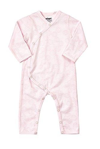 Pippi Baby Mädchen Schlafanzug Gr.68-86 Strampler Overall Bio Baumwolle, Größe:80