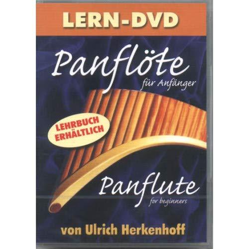 """Echo\""""Panflöte für Anfänger\"""" Lern-DVD"""