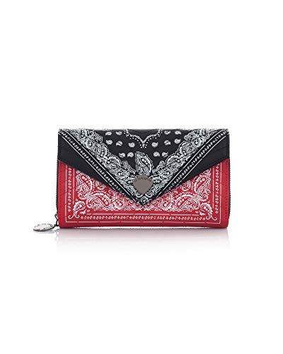 Bandana Wallet POSSIBILE RED