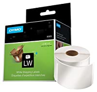 DYMO Authentic LW Standard Shipping Labels for LabelWriter Label Printers White 2-1/8'' x 4'' 1 roll of 220 (30323) [並行輸入品]
