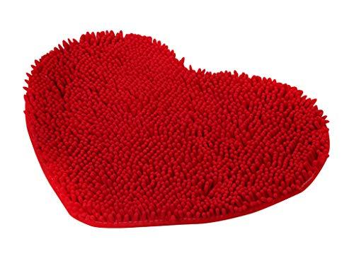 WLLOFG Chenille deurmatten binnen badkamer Absorbens Anti-slip Latex Mat Keuken Olie Anti-kleuring Mat, Geen Lint Bestand tegen stappen zonder vervorming 50 * 60cm, 70 * 80cm