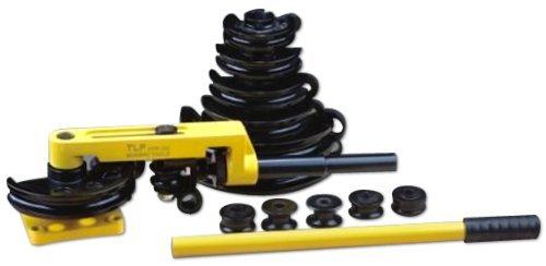 WEIMALL パイプベンダー ロール式 パイプ ベンダー パイプ曲げ機 手動 10〜25mm対応