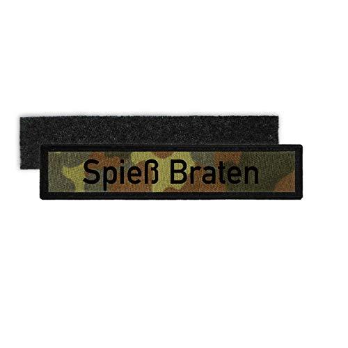 Copytec Patch Namensband Spieß Braten Bundeswehr Trupp Haupt-Feldwebel Bw #35034
