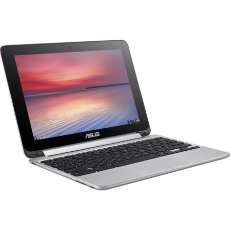 Asus Chromebook Flip C100PA-DB02 10.1' Touchscreen (In-plane Switching (IPS) Technology) 2 in 1 Netbook - Rockchip Corte