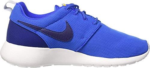 Nike Unisex Roshe One (Gs) buty halowe, wielokolorowa - Blau Hypr Cblt Dp Ryl Bl Vrsty Mz B - 38.5 EU