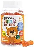 Best Gummy Multi Vitamin For Kids - Kids Multivitamin Gummies for Immune Support - Natural Review