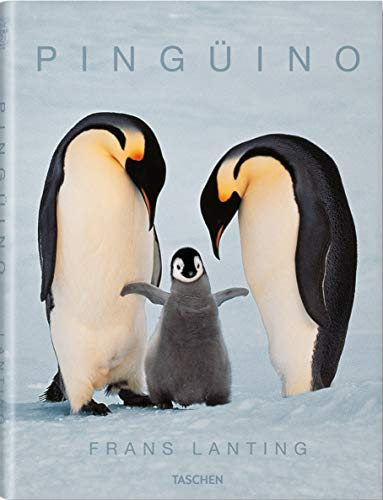 Frans Lanting. Pingüino
