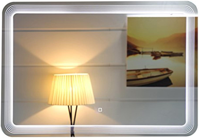 Design Badspiegel Led Beleuchtung 100x70cm Ip44
