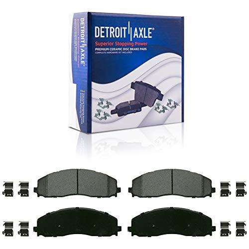 Detroit Axle - Front Brake Pads