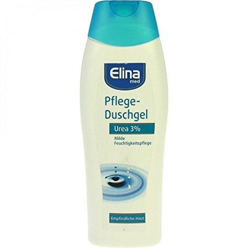 Elina med Urea 3% Duschgel 250ml Sensitive