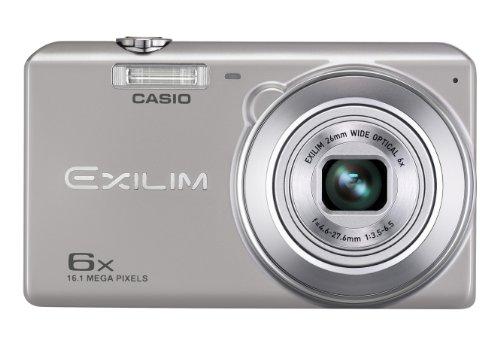 CASIO デジタルカメラ EXILIM EX-ZS20 シルバー EX-ZS20SR