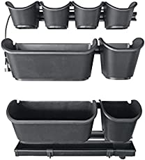 Tierra Garden 9-1777 WATEX Grow-Your-Own Urban Farming Start Kit-For Fruits & Vegetables