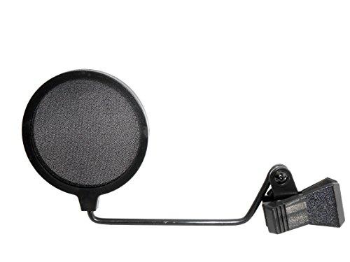 Audio2000\'S TM AWS404 Popfilter für Mikrofon, 10,2 cm