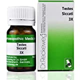Testes Siccati 3x Tablets - 20 Grams Dr.R/w German - Pack of 20Gramx1 | ShopHomeo