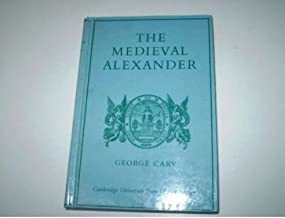 The Medieval Alexander