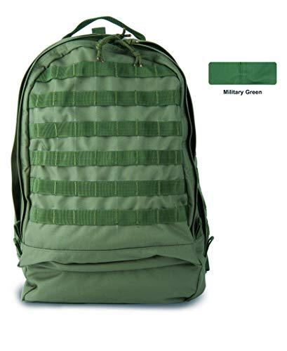 Virginia - Sac à Dos « Jungle » 30L – Vert Militaire