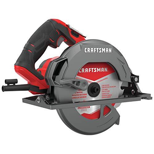 CRAFTSMAN 7-1/4-Inch Circular Saw, 15-Amp (CMES510)