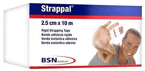 Strappal Hypoallergenic Zinc Oxide Tape 4cm x 10m