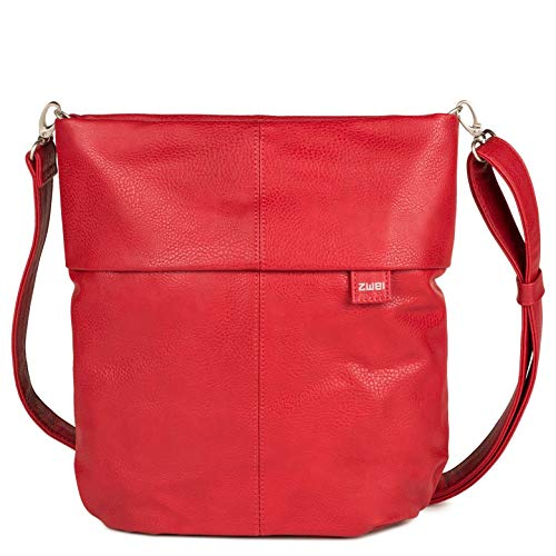 Zwei Mademoiselle M12 Schultertasche 32 cm red
