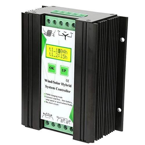 Omabeta Controlador del panel solar de la carga de PWM de la pantalla LCD para el diseño del sistema de energía solar para el hogar