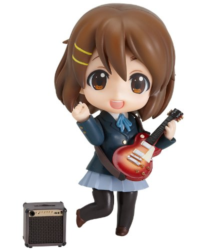 Good Smile K-ON!: Yui Hirasawa Nendoroid Action Figure