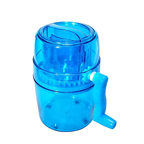 BSJZ Manuelle Eiscrusher Maschine in Küche, Haushalt & Wohnen manueller Ice Crusher können Sie schnell und einfach Ihre Eiswürfel zerkleinern