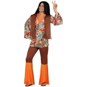 Atosa - Disfraz de hippie para hombre, talla XL (22869): Amazon.es ...