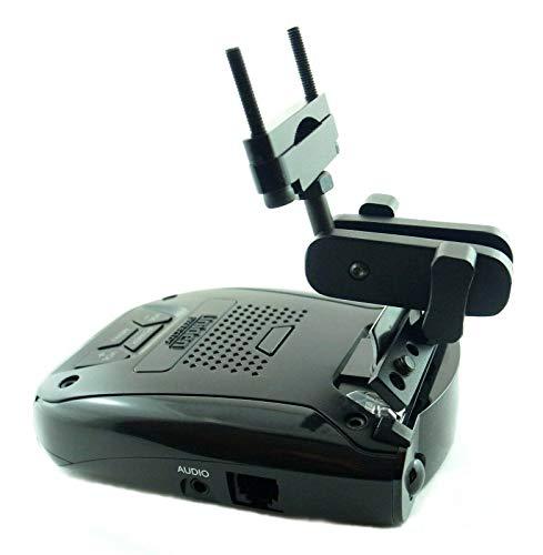 JX750 Nice Car Mirror Mount Designed for Uniden R1, R3 & Other Recent Radar Detectors Model