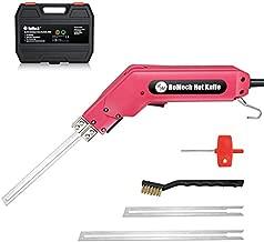 RoMech Foam Cutter - Pro Electric Hot Knife (200W) - Styrofoam Cutting Tool Kit- with Blades & Accessories (RM-005)