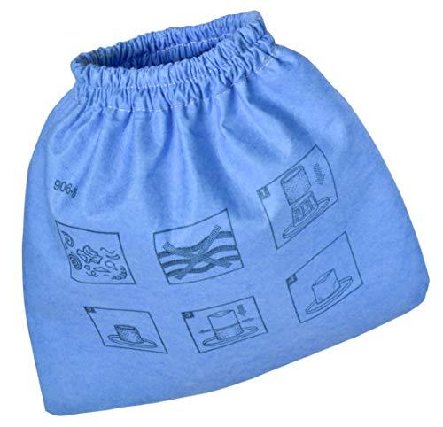 1 Textilfilter Parkside PNTS 1300 1250 1400 1500 Stoffbeutel blau Parkside PNTS Motorfilter Nass Trocken Sauger/Kesselsauger auswaschbarer Stofffilter Parkside 20L 30L