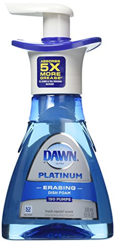 Dawn Platinum Dishfoam 10.1oz (Pack of 2)