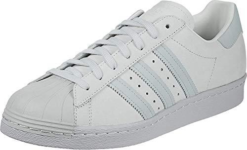 adidas Originals Superstar 80s Sneaker Turnschuhe CQ2659 Aeroblue Hellblau, Schuhgröße:36 EU, Farbe:Hellblau