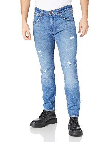 Wrangler Bryson Jeans, Cool Cut, 28W x 34L Uomo