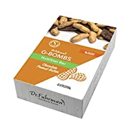 Dr. Fuhrman's Chocolate Peanut Butter G-Bombs Nutrition Bars