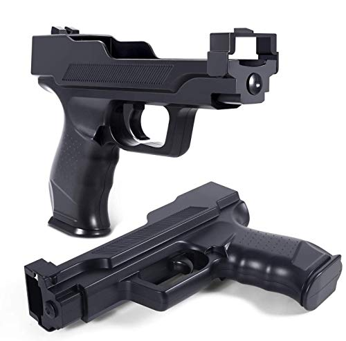 NioTech Wii Motion Plus Gun Compatible with...