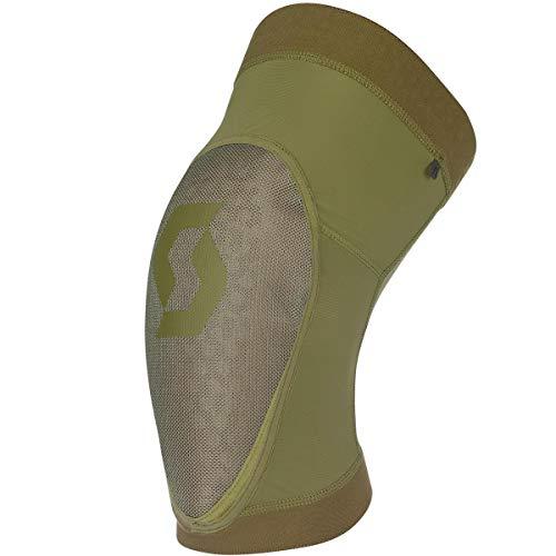 Scott Soldier 2 Fahrrad Knieschoner grün: Größe: L