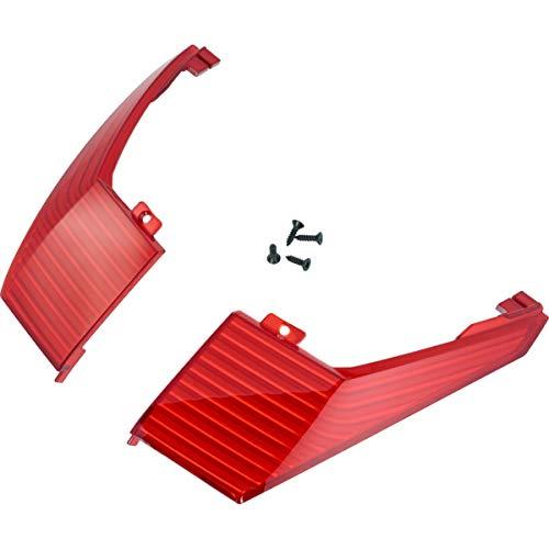 Shad D1B36CAR Reflector Rojo para Baúl Sh36, Rojo