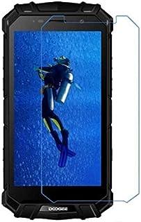 واقيات شاشة الهاتف - زجاج مقوى لواقي الشاشة الواقي لـ DOOGEE S95 S90 Pro S88 S60 S55 S40 Lite واقي الشاشة 9H (DOOGEE S55 S...