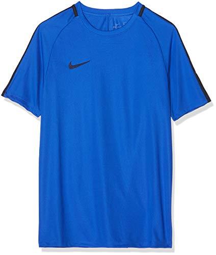 Nike 832969-405 Maillot de Football Mixte Enfant, Hyper Royal/Obsidian/(Obsidian), FR (Taille Fabricant : XL)