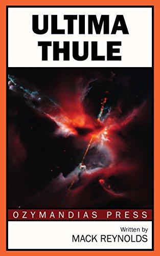 Ultima Thule (English Edition)