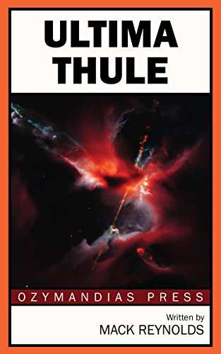 Ultima Thule (English Edition)