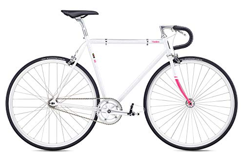 Fuji Feather Urban/Singlespeed Bike 2019 (61cm, White Gold Flake)