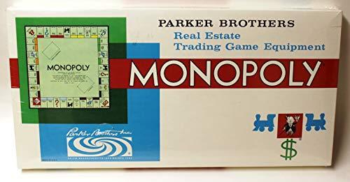 Monopoly Vintage 1961 Edition