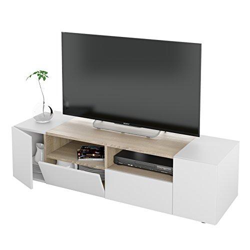 Muebles De Salon Modernos Tv Marca Habitdesign