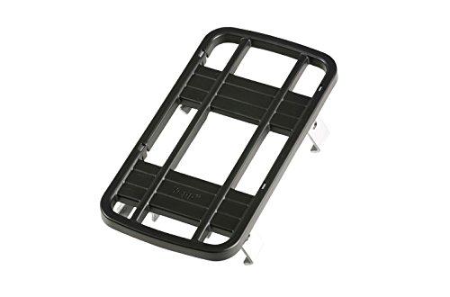 Yepp Maxi Easyfit Plaque de porte-bagages pour selle Gris Référence020409